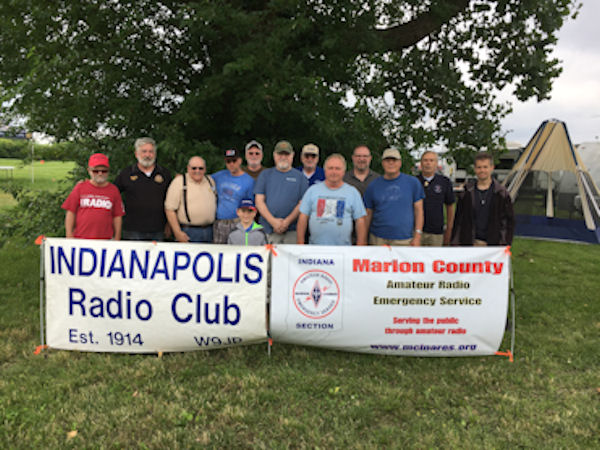 The Indianapolis Radio Club 2019 Field Day